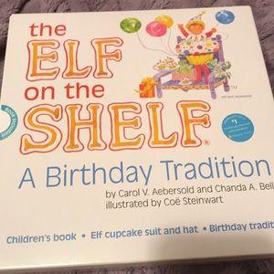 Elf on the Shelf Birthday Tradition